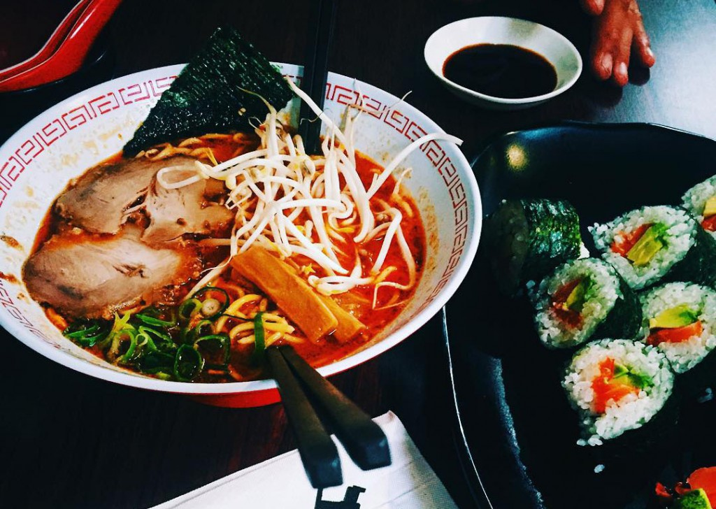 A good meail in Wellington. Photo: Erika Kantonen