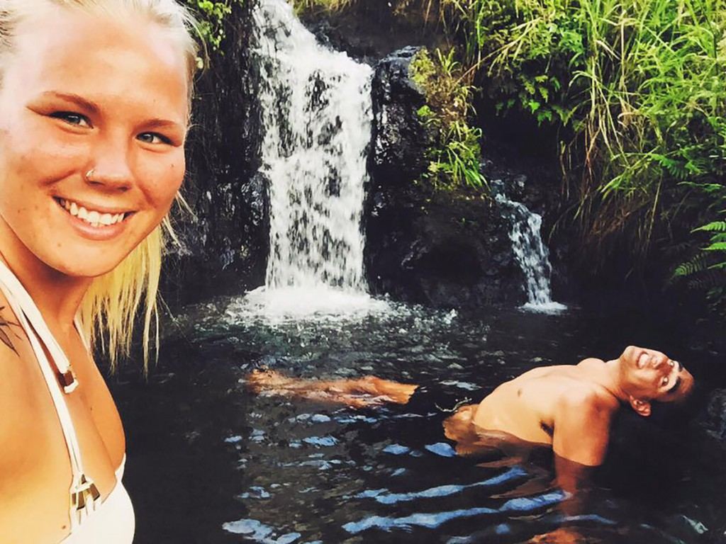 Thermal spa and hot springs, Taupo