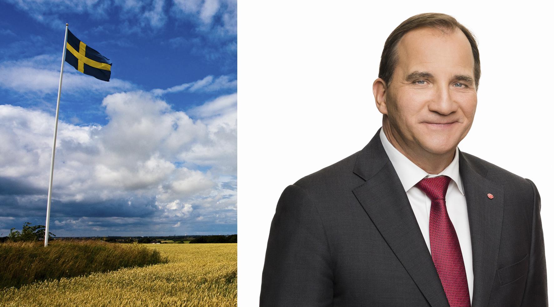 Till vänster, foto: Håkan Dahlström/Flickr. Till höger, foto: Magnus Länje, Socialdemokraterna