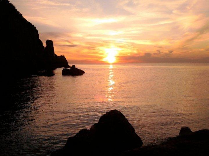 Solnedgång kullaberg
