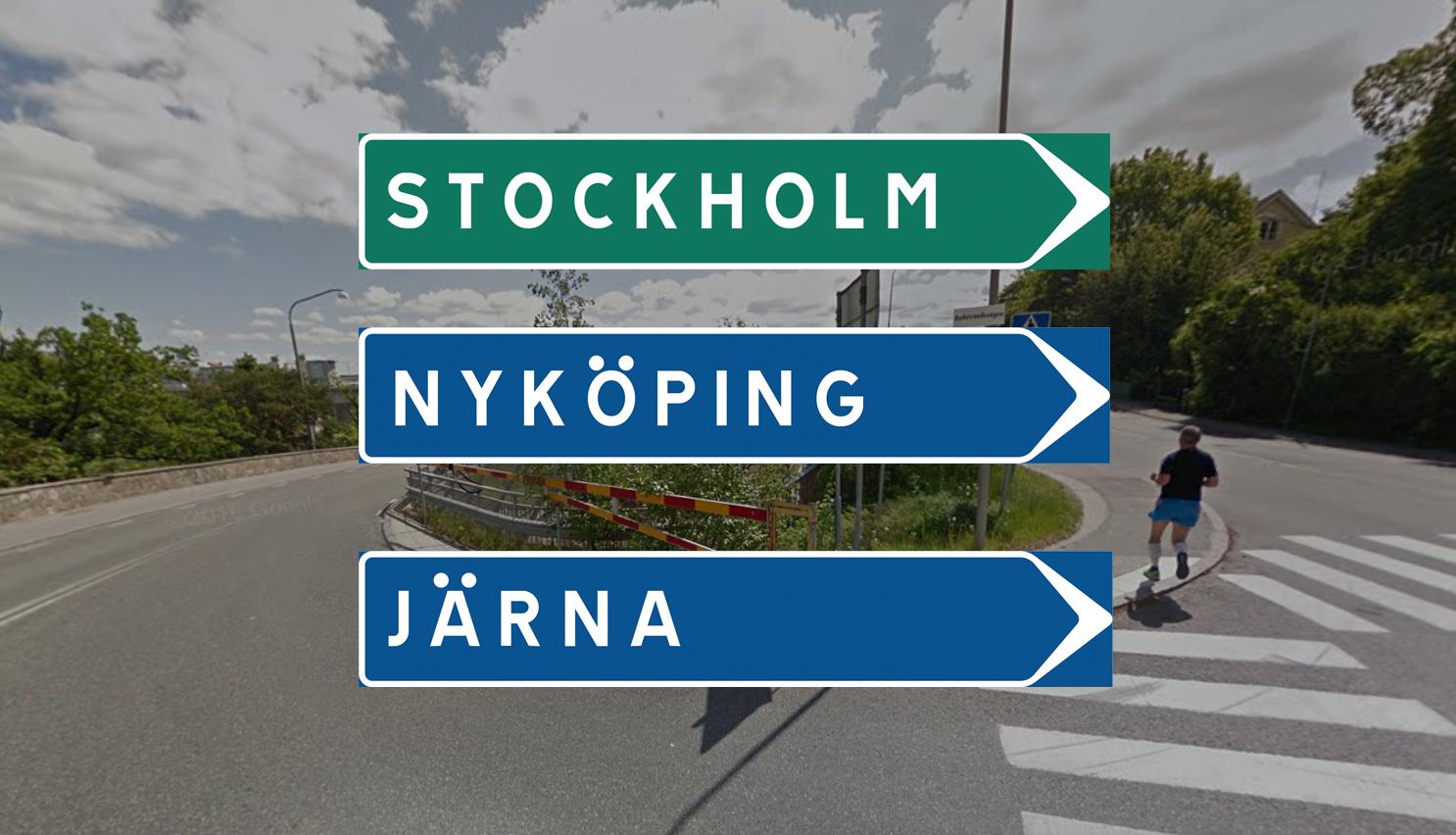stockholm nyköping