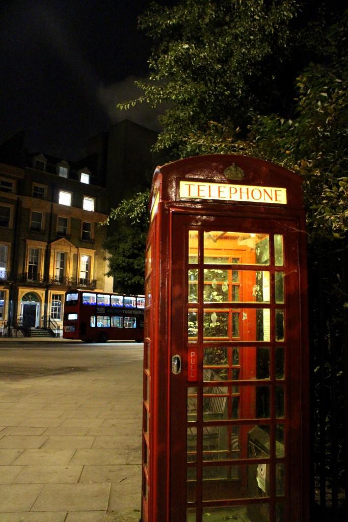 En av mina favoritsysslor var att utforska London till fots. Foto: Josefine Nilsson