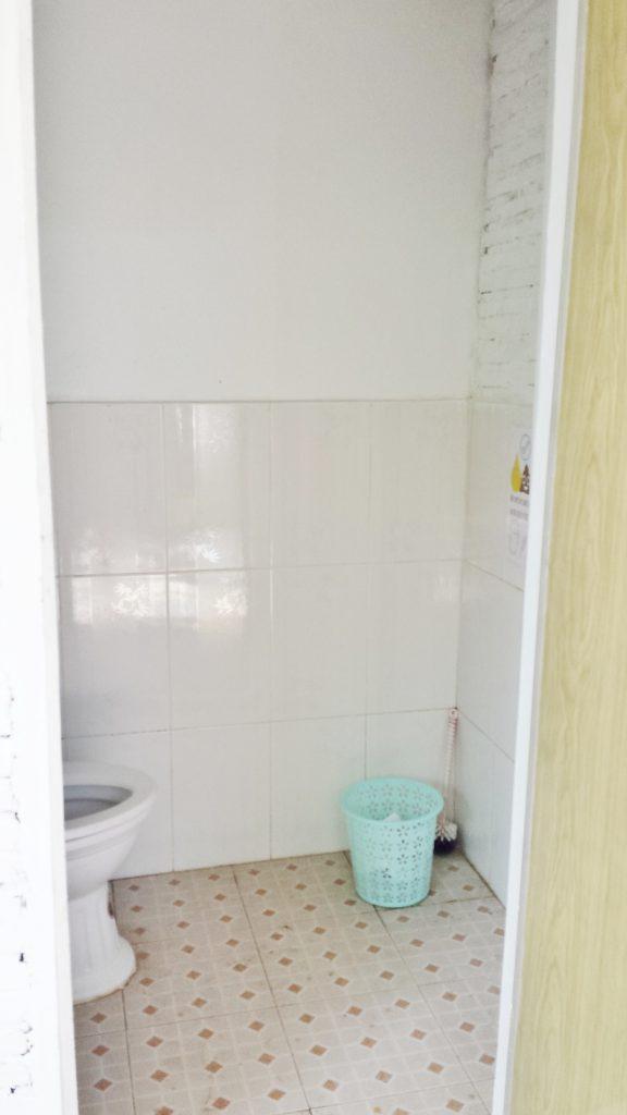 Fräsch WC