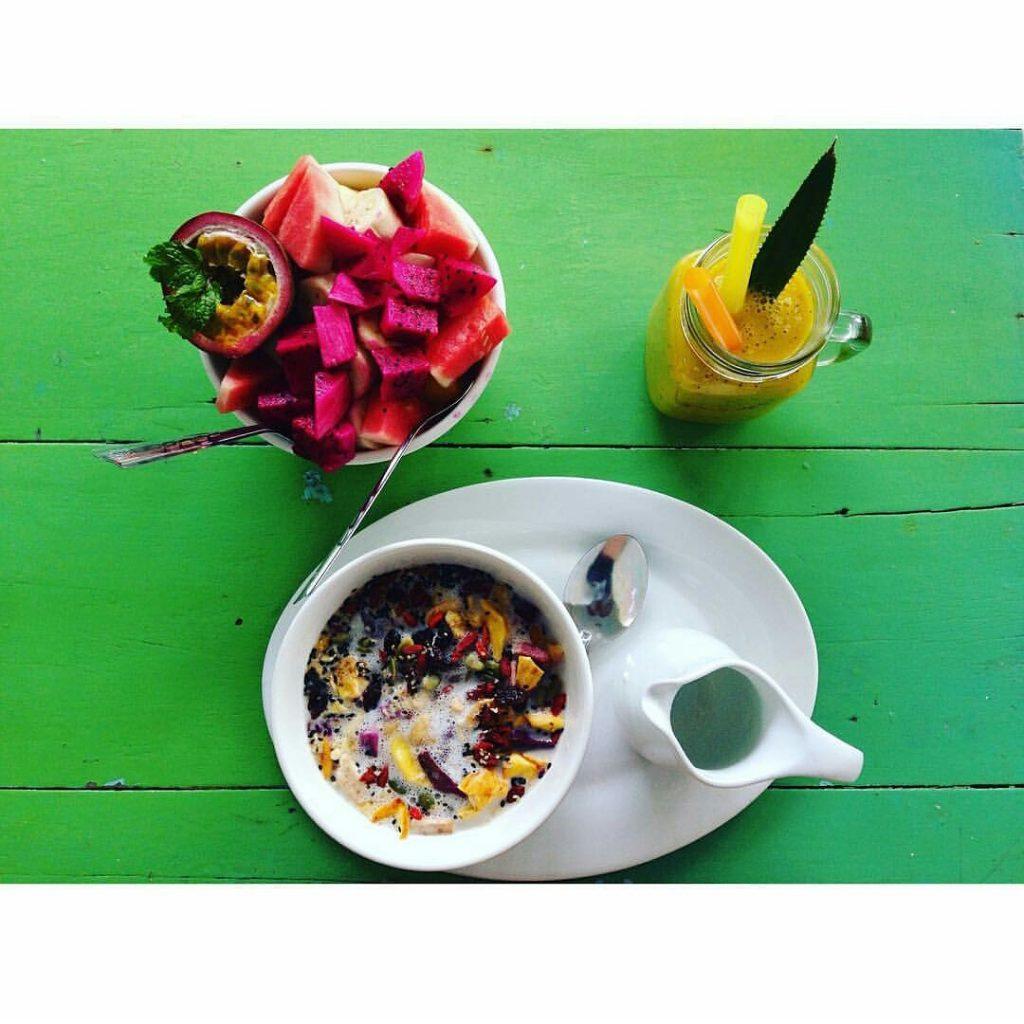 Peace Food Breakfast