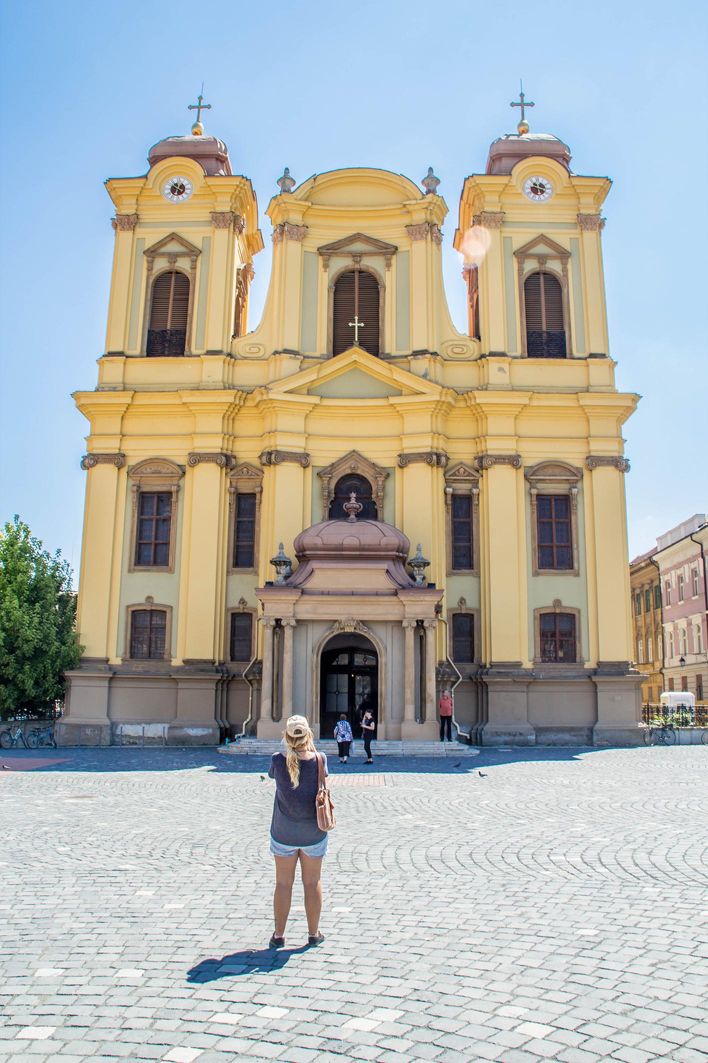 Saint George-katedralen.