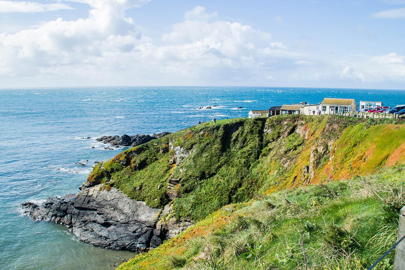 Lizard Point – Englands sydligaste udde.
