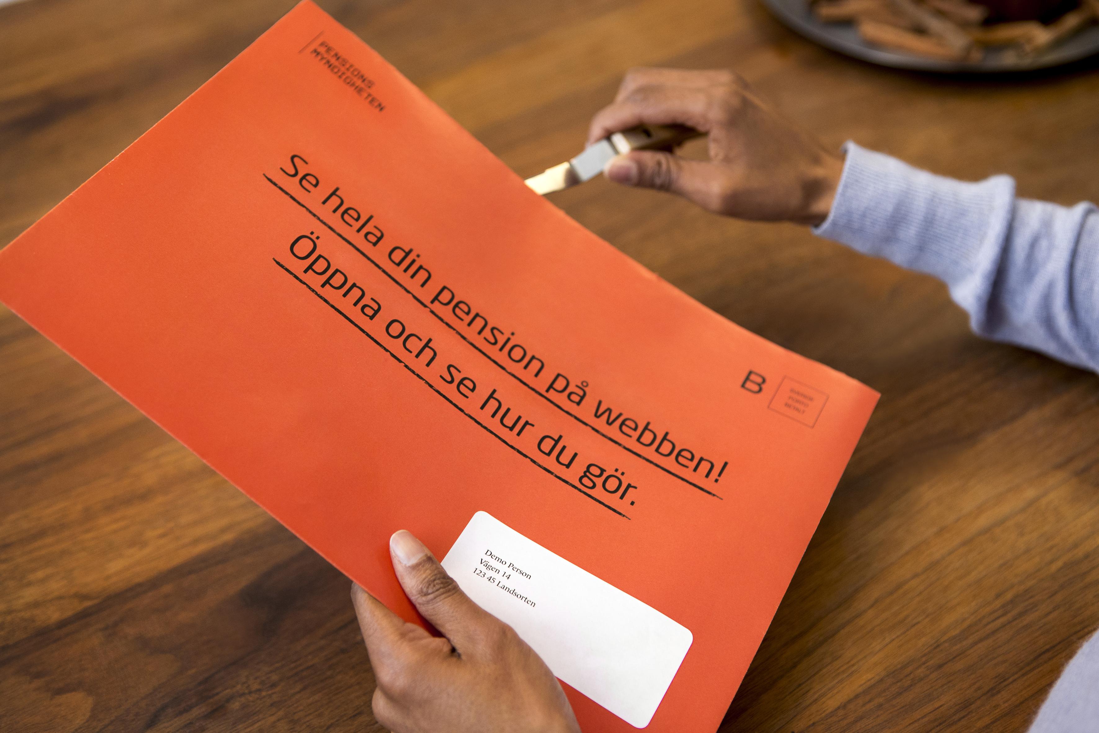 Orange kuvert 2014