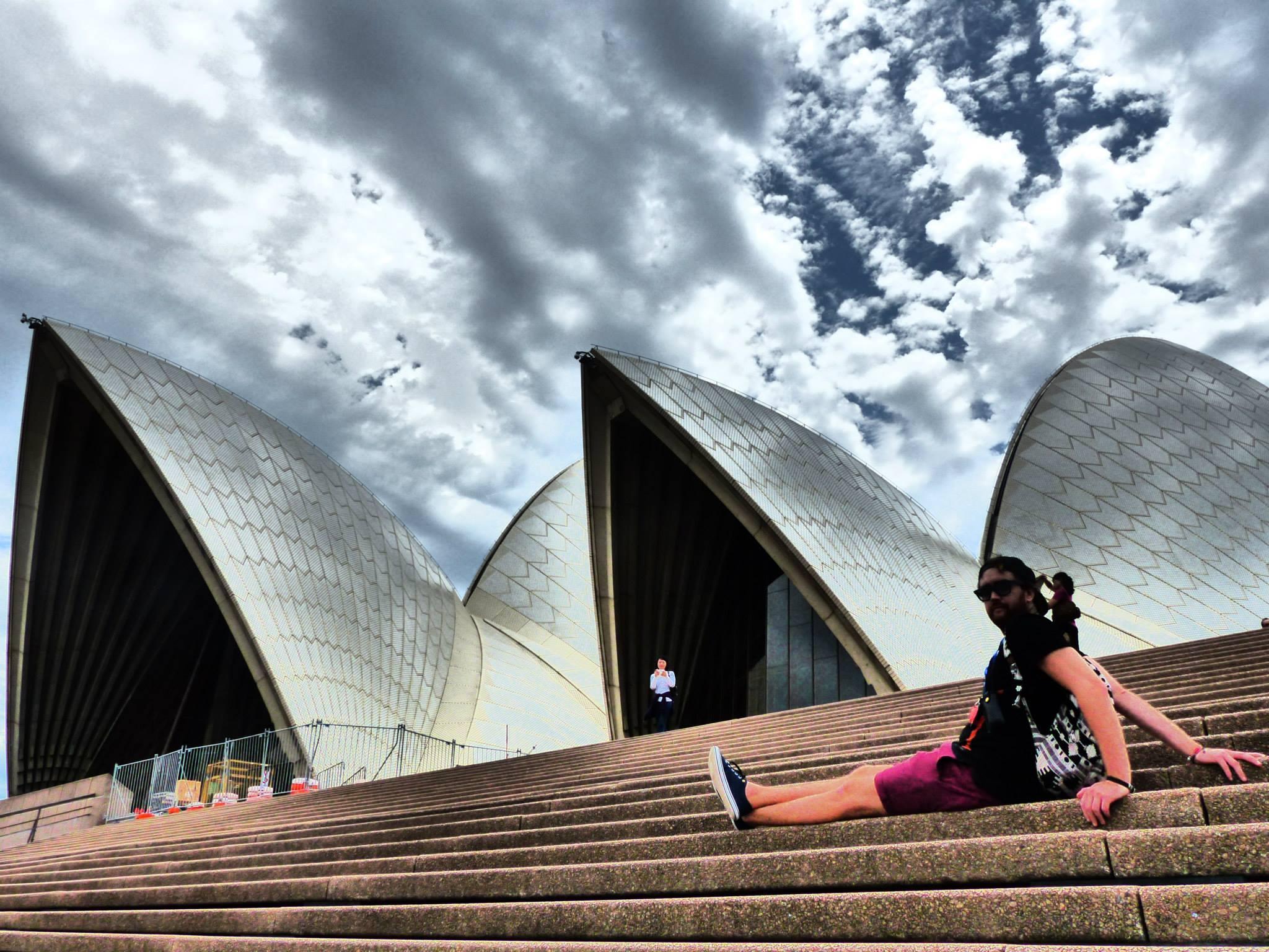 I Sydney såklart.